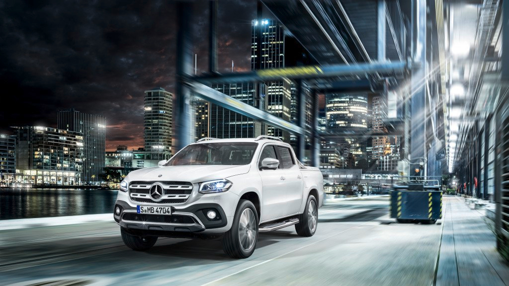 Mercedes-Benz X-Klasse – Power Exterieur