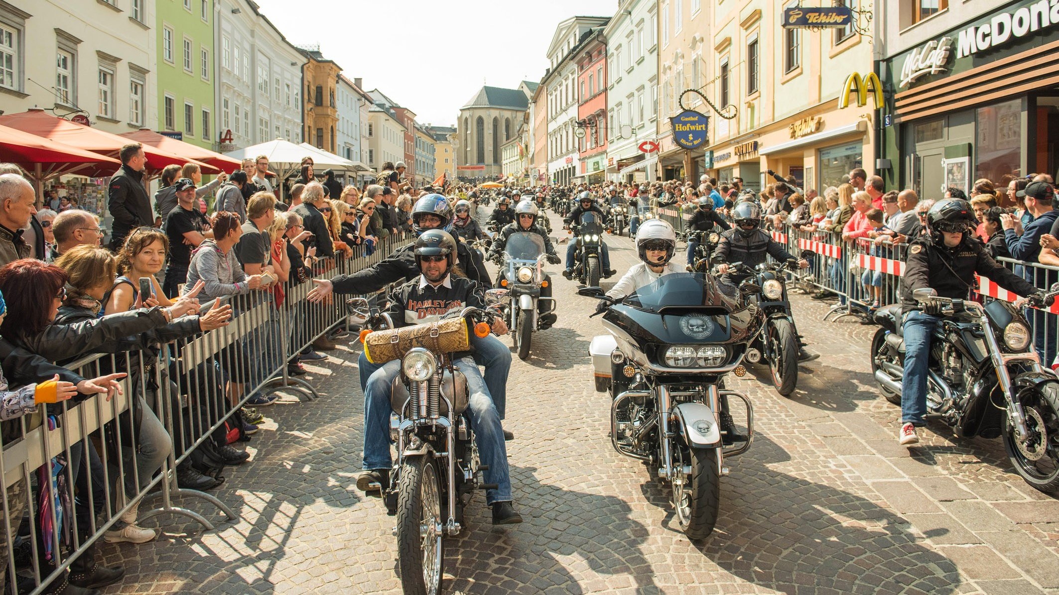 EUROPEAN BIKE WEEK - 2017